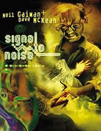 Signal to Noise Comic