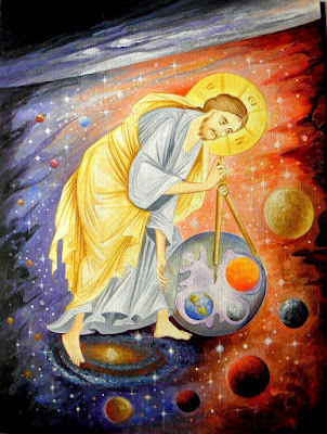 Christ and the Solar System, the invisible God, the firstborn of all creation