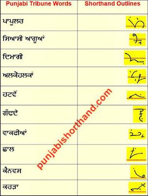 10-october-2020-punjabi-tribune-shorthand-outlines