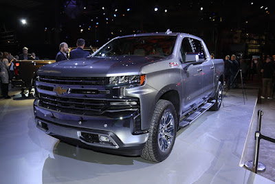 Chevrolet Silverado 2500HD 2018 Review, Specs, Price