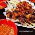 Makan satay sedap  di Satay Pak Wan Bandar Tasik Puteri