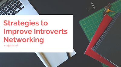Strategies to Improve Introverts Networking
