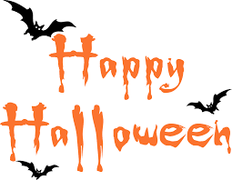 Funny Happy Halloween Clipart