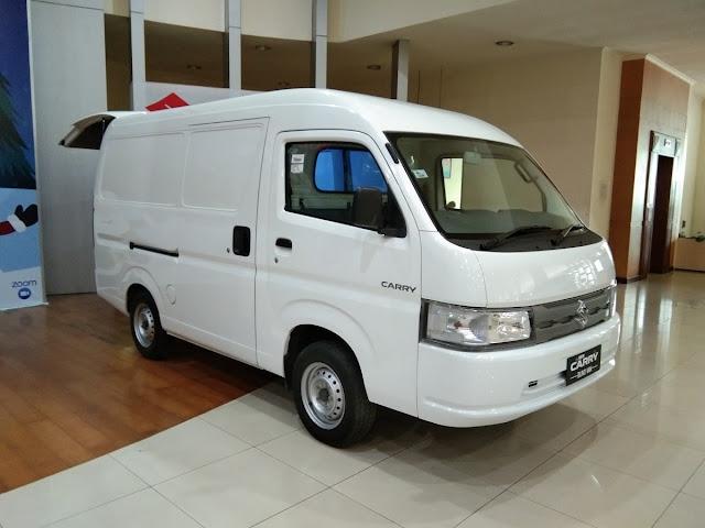 harga carry blind van