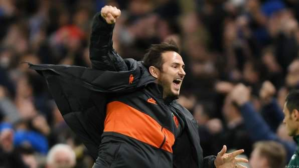 Lampard Named PL Manager of the Month