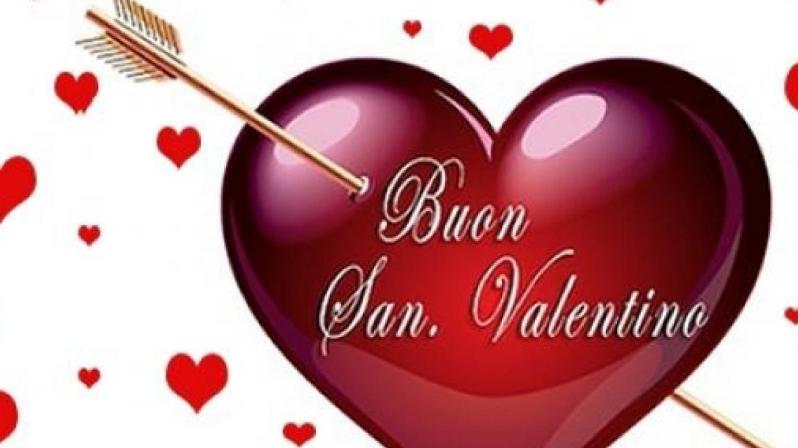 Frasi san valentino auguri