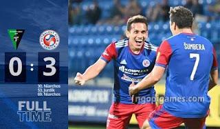 Main 90 Menit - Egy Maulana Bukukan Satu Assist Dan Bawa FK Senica menang 3-0 Atas TJ Nafta Gbely