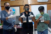 Ungkap Jaringan Narkoba Lintas Provinsi, Polres Lombok Tengah Selamatkan 2000 Jiwa
