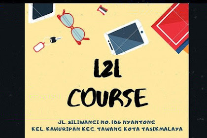 Lowongan Kerja Admin L2L Course Tasikmalaya