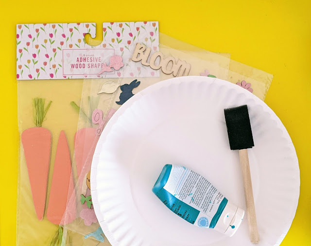 supplies for kids activity at home