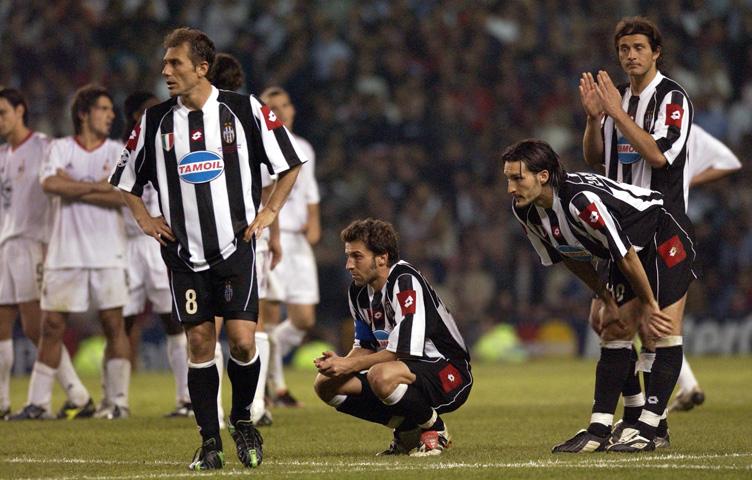 "Del Piero: ""Ne vjerujem da je inter odustao od Scudetta"""