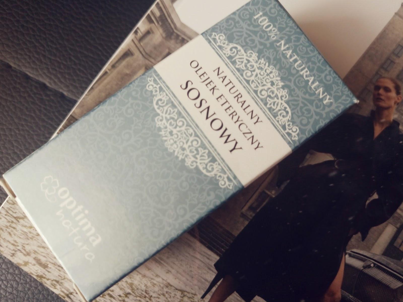 Optima Natura Naturalny olejek eteryczny  Pudełko U.R.O.K Edycja XXII Inspiredby