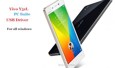 Vivo Y51L USB Driver | PC Suite Download