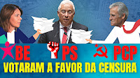 ditadura socialista comunista em Portugal antonio costa apodrecetuga corrupção
