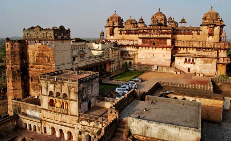 Orchha visit in Monsoon