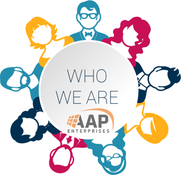Who we are? All about  organisation!