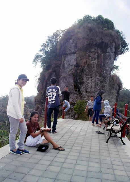 Keindahan Wisata Gunung Widosari Samigaluh, Kulon Progo