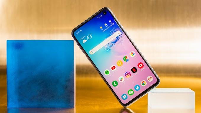 Sorteio de um Samsung Galaxy S10e!