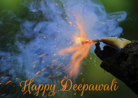 Happy Deepavali 2019 Message English