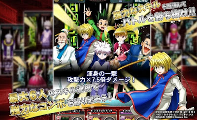 Download Hunter x Hunter Battle All Star v1.3.6 MOD Apk Latest Version Screenshot 3