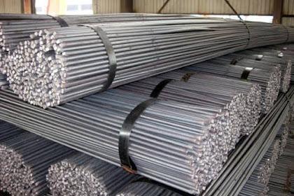 Daftar harga besi behel di palembang