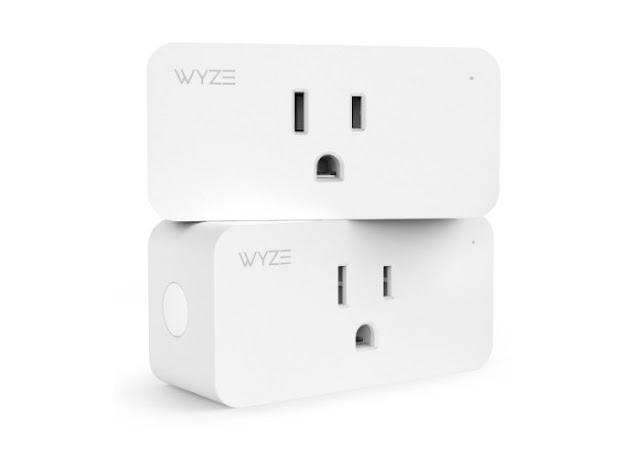 Wyze smart plugs