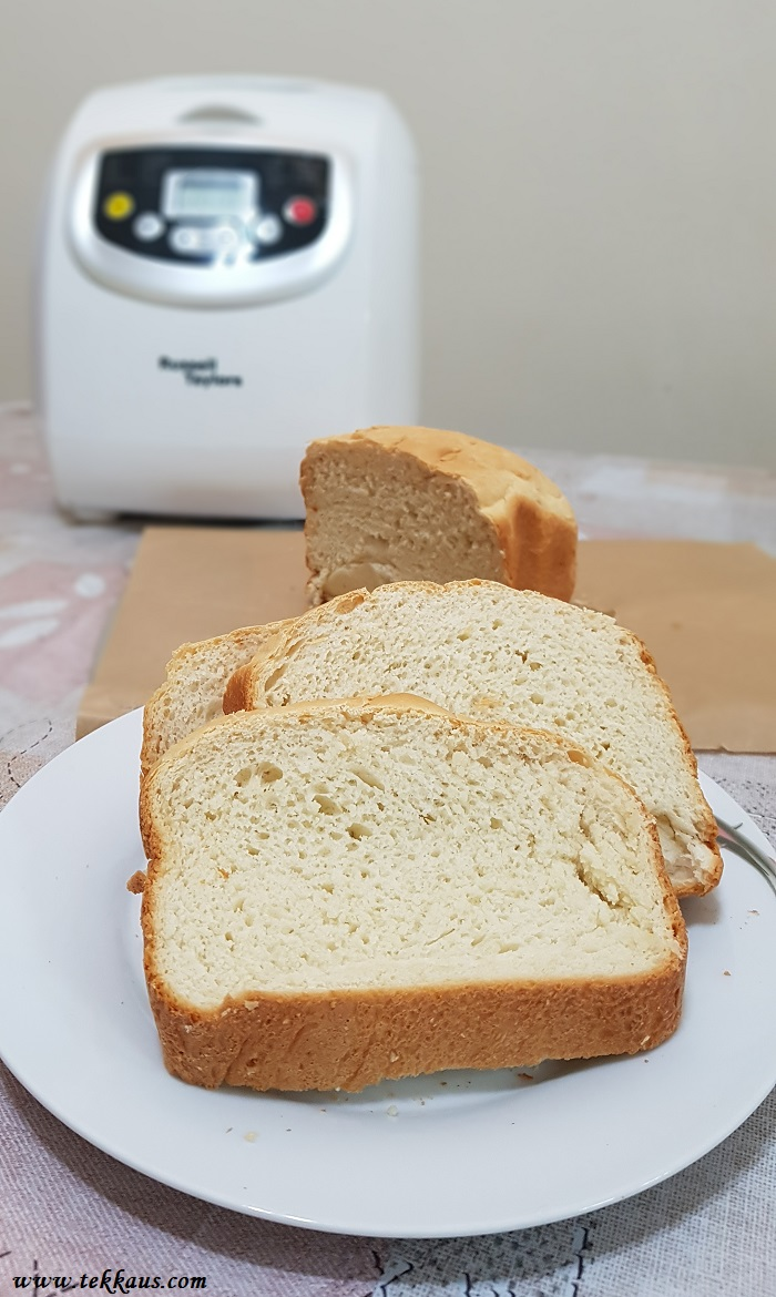 Russell Taylors Bread Maker honest Trusted Review