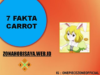 Fakta Carrot One Piece,