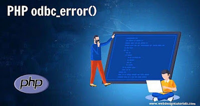 PHP odbc_error() Function