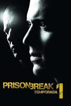 Prison Break 1ª Temporada Torrent - WEB-DL 720p Dual Áudio