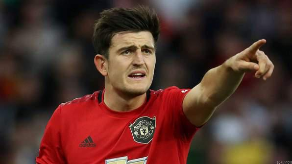 Maguire Wants Man Utd Captaincy