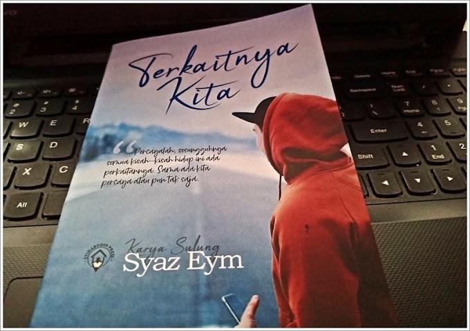 Hadiah Dari Blogger Syazni Rahim