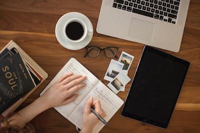 12 Langkah Sederhana Membuat Novel