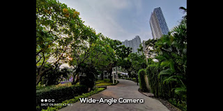 Hasil Kamera Poco X3 NFC 1 Ultrawide