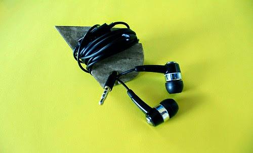 organizar, auriculares, cartón, manualidades, diys