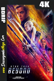 Star Trek Beyond (2016) 4K UHD [HDR] Latino–Ingles