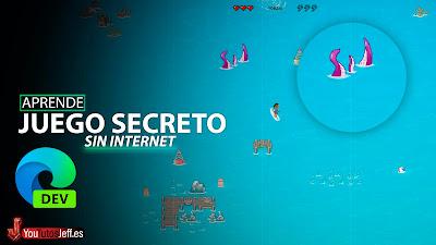 El Juego Secreto de Edge Sin Internet