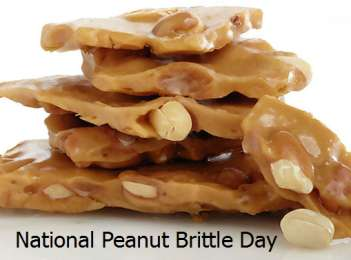 National Peanut Brittle Day Wishes Images