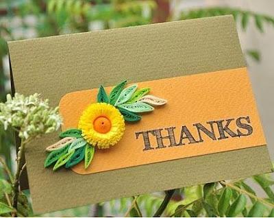 thiệp cảm ơn dễ thương