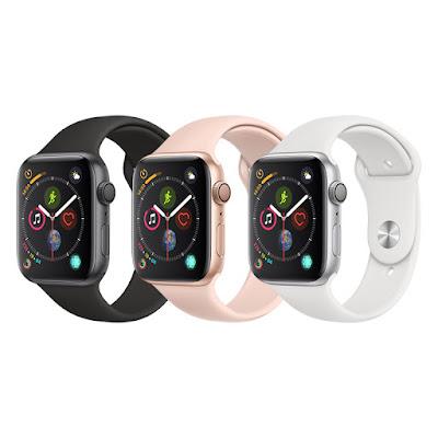O watchOS 5.3.2 já está disponível para o Apple Watch Series 4