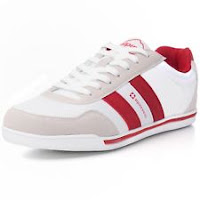 Alpine Swiss Haris Mens Retro Striped Athletic Shoes Fashion Sneaker Tennis Shoe