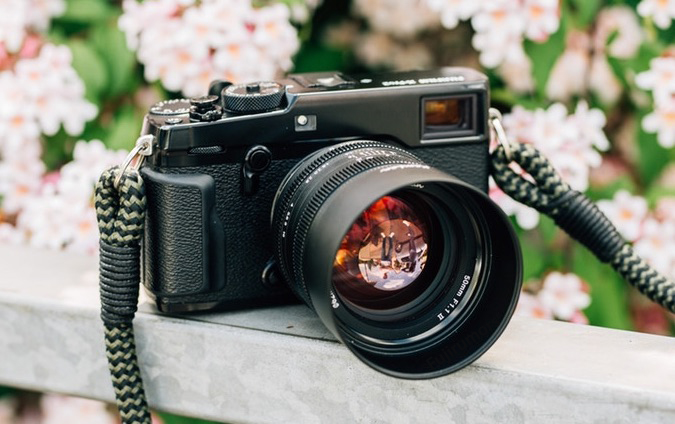 Kamlan 50mm f/1.1 II и Fujifilm X-Pro1