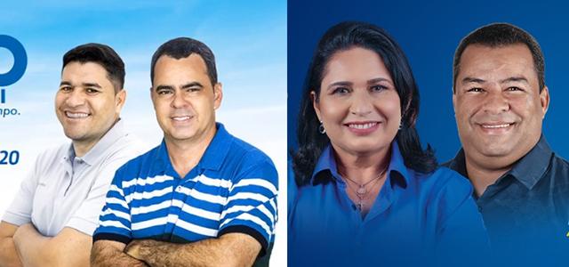 Grupos políticos fazem lançamento de candidaturas em Campo Formoso