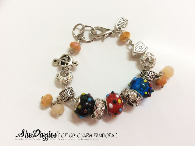 charm-pandora-handmade-bracelet