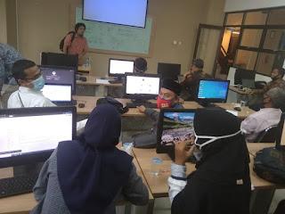 Dosen FDK Ikuti Pelatihan Manajemen Kelas Daring