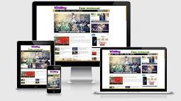 TdbLiMag responsive blogspot template