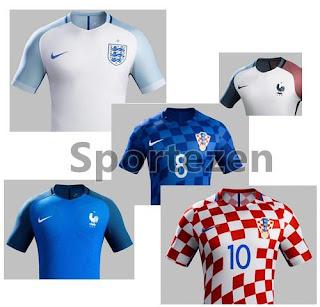 Jersey Euro 2016
