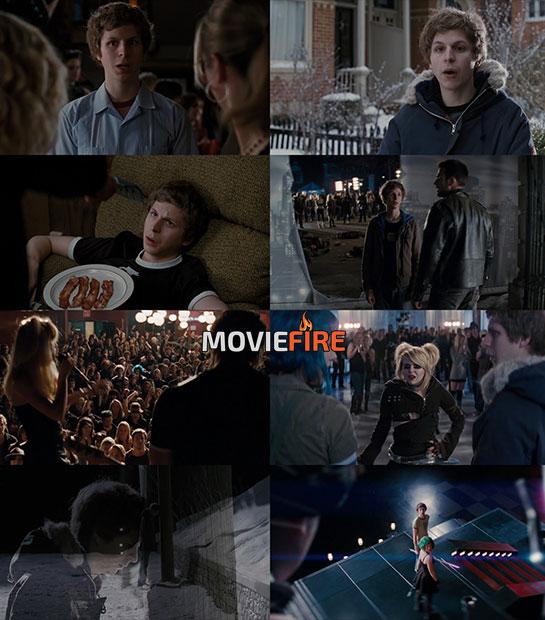 Scott Pilgrim vs. the World (2010) 1080p