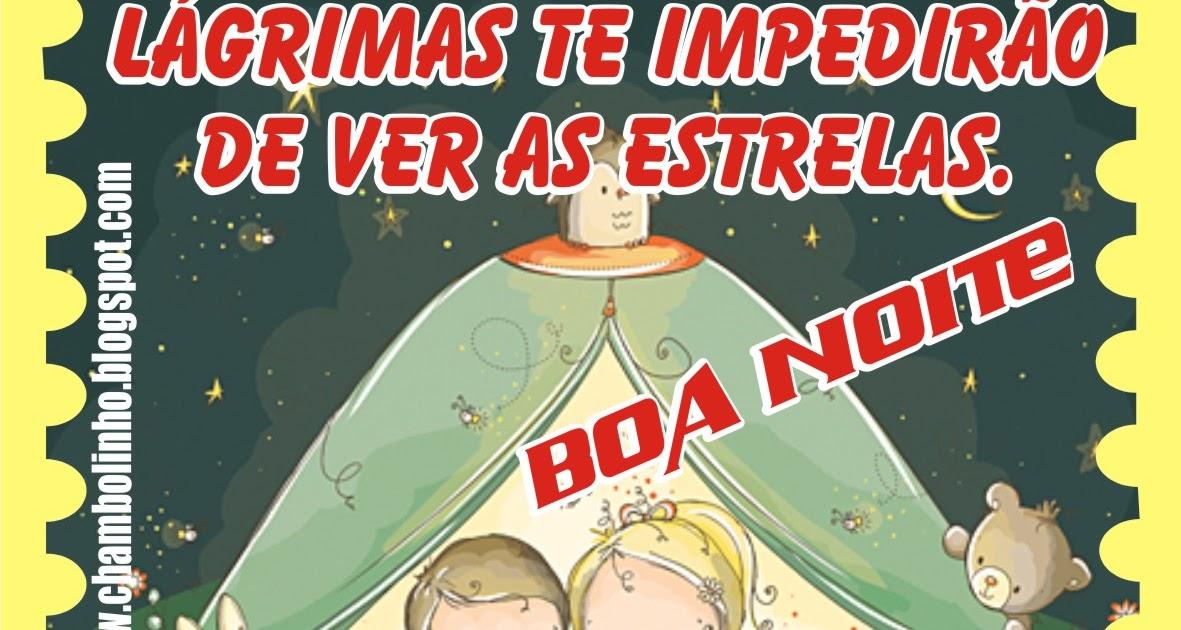 Chambolinho Recadinho De Boa Noite Pra Facebook: Boa Noite Pra Facebook Com Frase