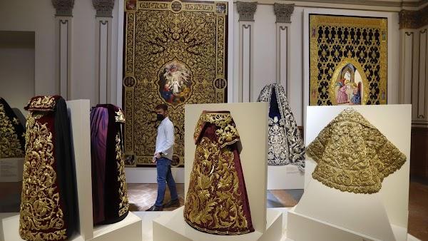 Una gran exposición en Málaga para reivindicar la personalidad de la Semana Santa